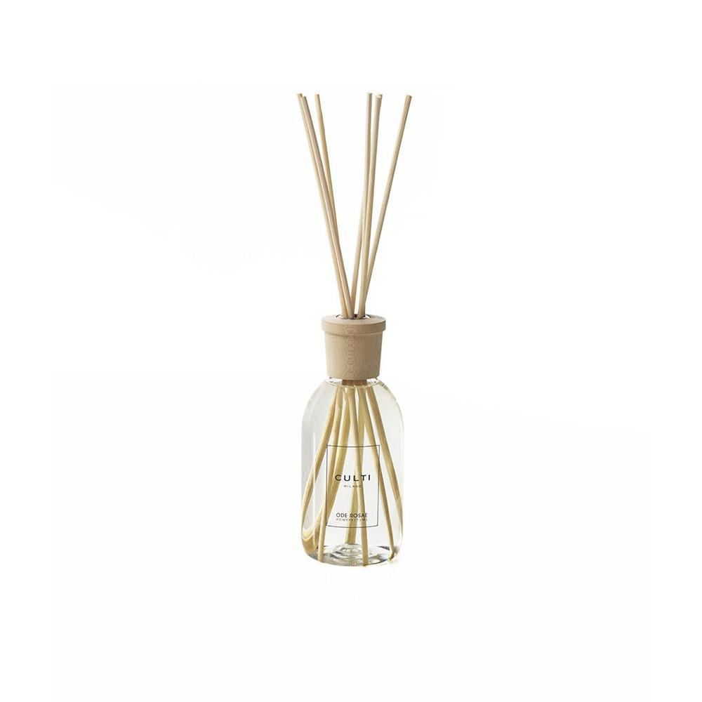 Culti Diffusers Welcome Diffuser Oderosae, Moroccan Rose and Osmanthus, 500Ml