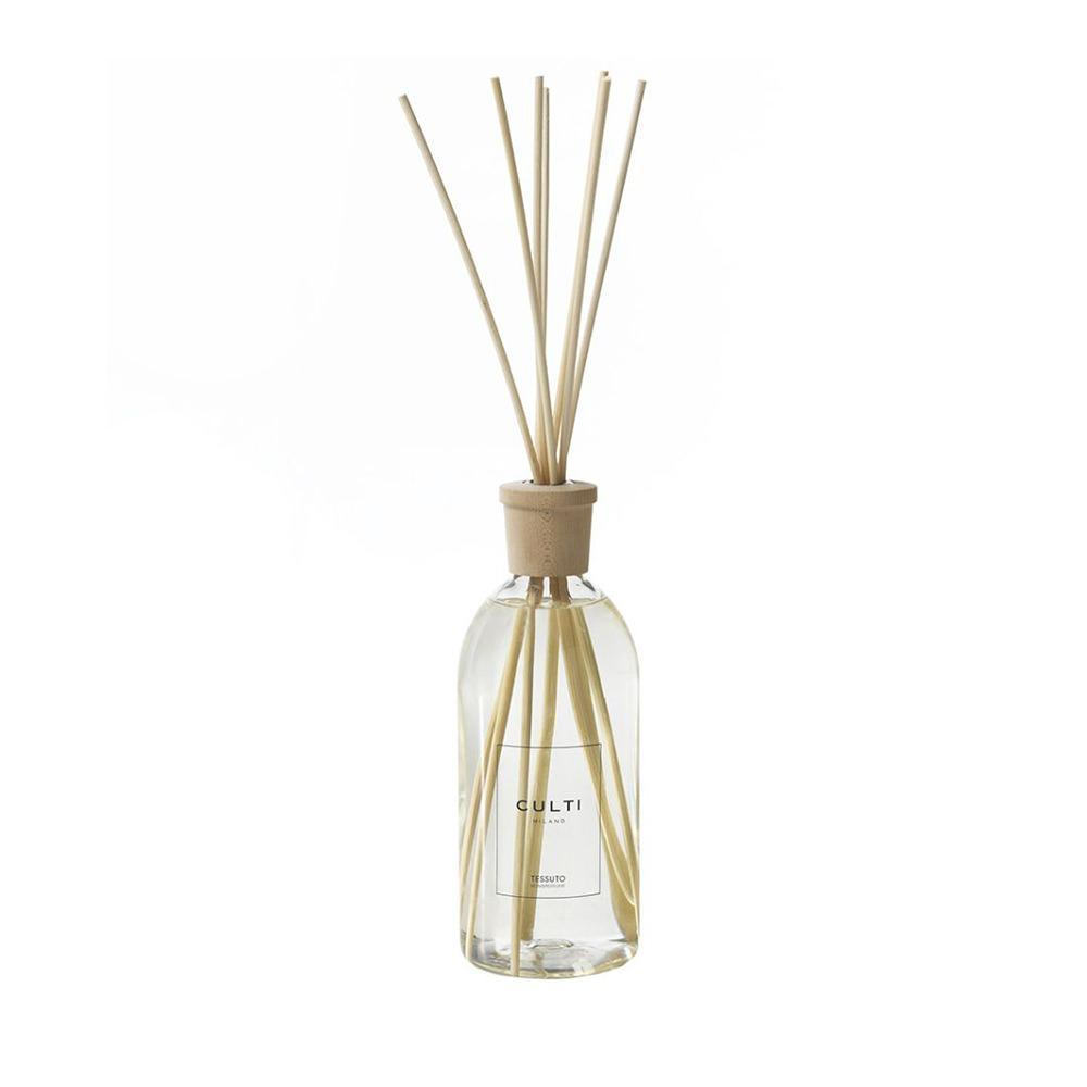 Culti Diffusers Welcome Diffuser Tessuto, Cassis Leaves and Musk, 990Ml