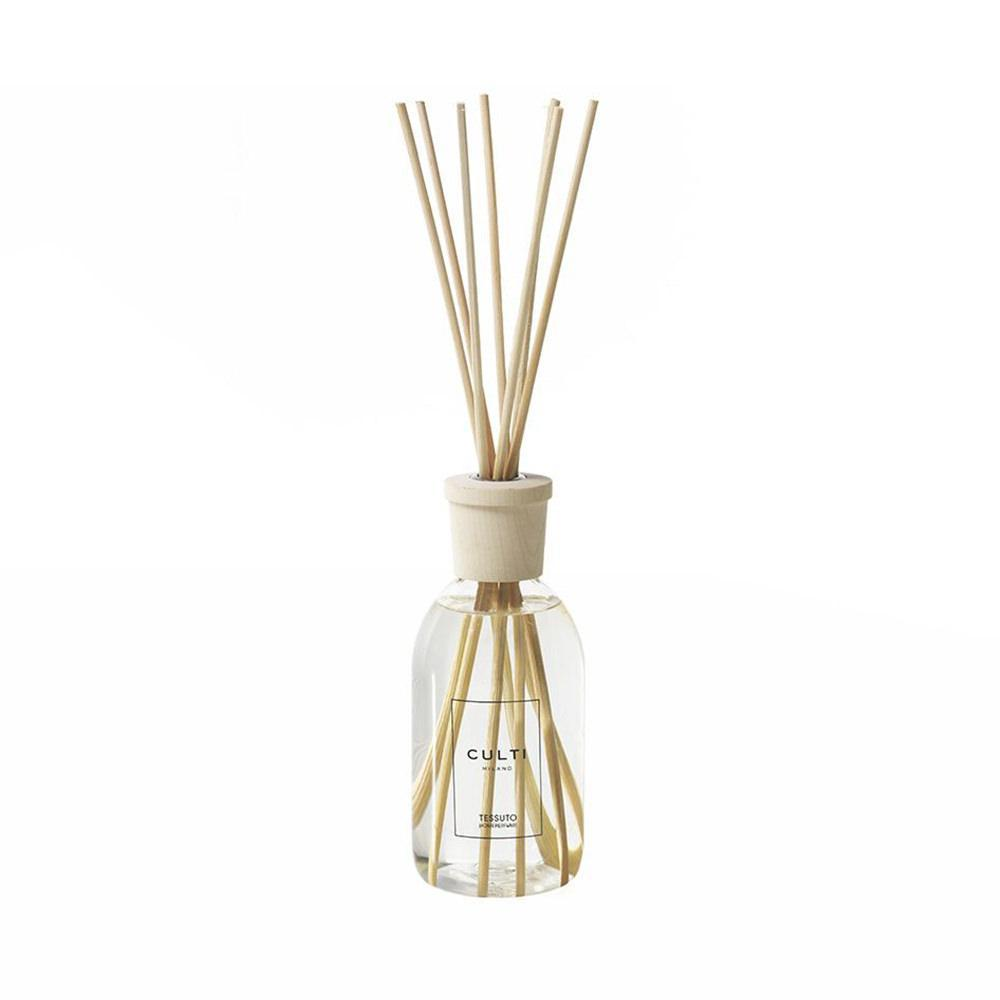 Culti Diffusers Welcome Diffuser Tessuto, Cassis Leaves and Musk, 500Ml