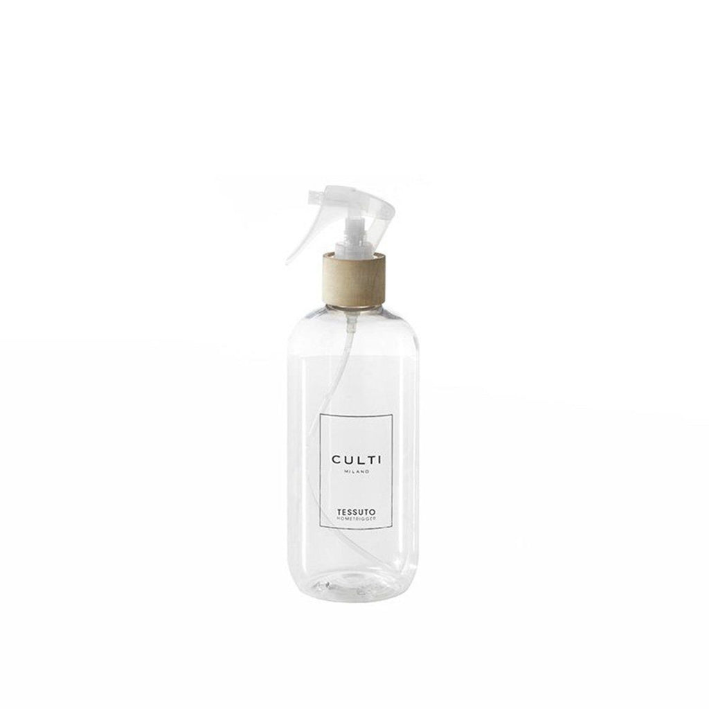 Culti Diffusers Trigger Tessuto, Cassis Leaves and Musk, 500Ml