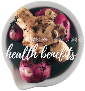 Jerusalem Artichoke - Health Benefits