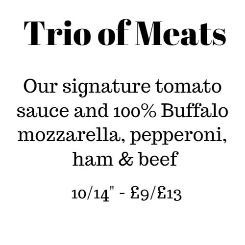 Trio of Meats