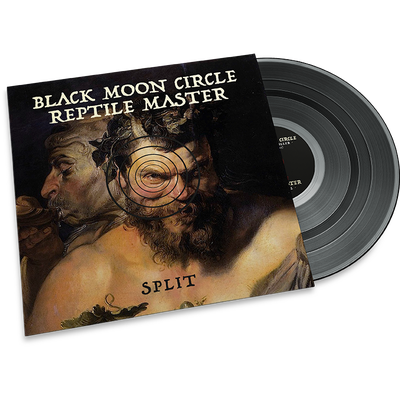 Black Moon Circle / Reptile Master  • Black Moon Circle / Reptile Master - Split 7""
