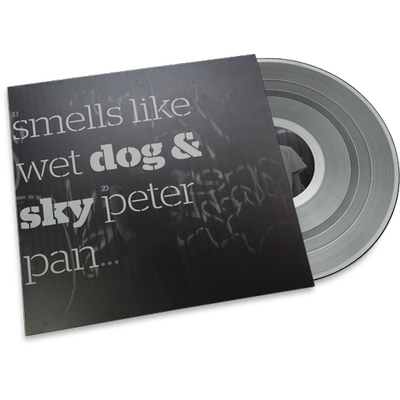 Dog and Sky / Your Headlights Are On • split 10""
