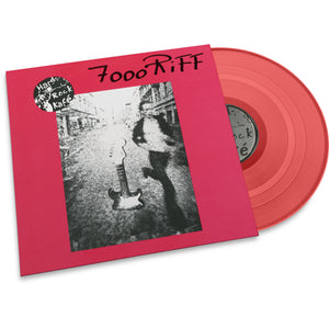 V/A - 7000 Riff  (LTD transparent red)