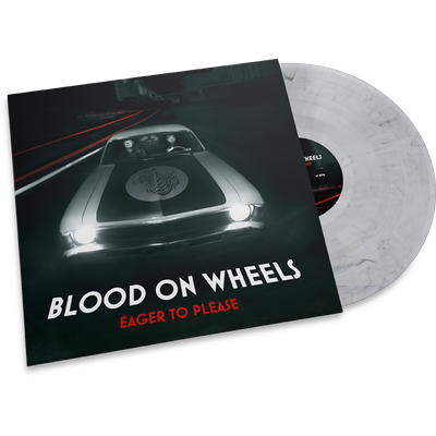 "Blood On Wheels • Eager To Please 7"" (ltd 300 copies)"