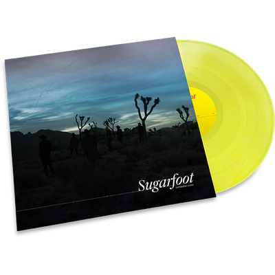 Sugarfoot • Different Stars (Transparent yellow vinyl)