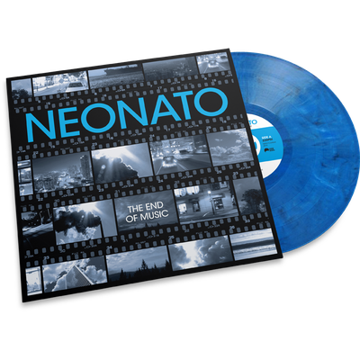 Neonato • The End Of Music  (ltd. edition 300 copies)