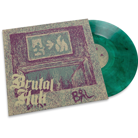 Brutal Kuk - Bål (transparent green)