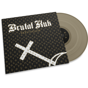 "Brutal Kuk • Berusalem (ultra ltd. gold ""Louis Vuitton""edition)"