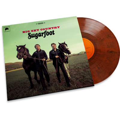 Sugarfoot • Sugarfoot - Big Sky Country (LTD red/black mixed)