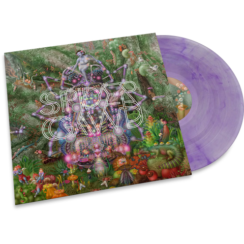 Spidergawd - Spidergawd V (LTD purple vinyl / printed PVC sleeve)