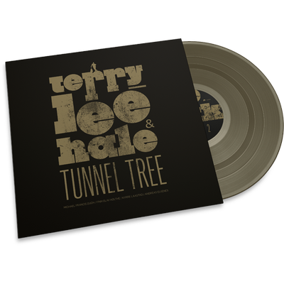 "Terry Lee Hale and Tunnel Tree • Shadow  7"" (black vinyl)"