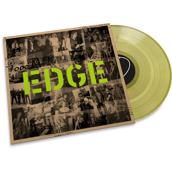Edge - Edge (LTD Crystal clear, yellow & black mixed)