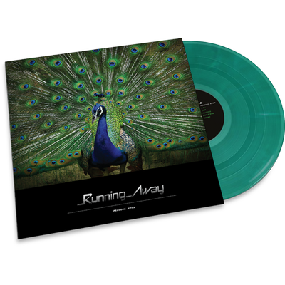 Running Away • Peacock Kitch (white vinyl, CD included)