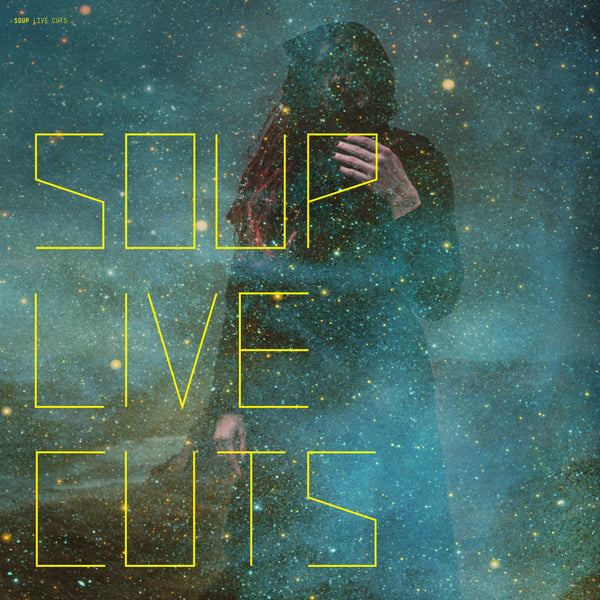 Soup - Live Cuts (180G solid orange & gold mixed/ CD included)