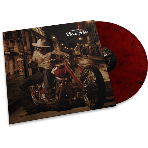 Moving Oos - Made From Sin (LTD red & black transparent vinyl)