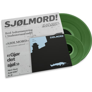 "Sjølmord - Anthology (LTD Green vinyl w/ bonus 7"")"