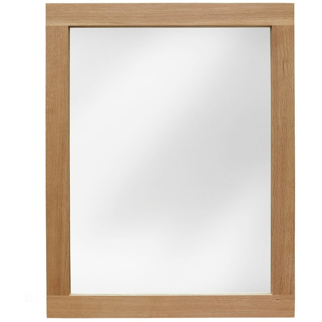 Sherwood Oak Wall Mirror - Perfectly Home Interiors