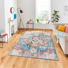 Boston G0532 Blue fuschia - Perfectly Home Interiors