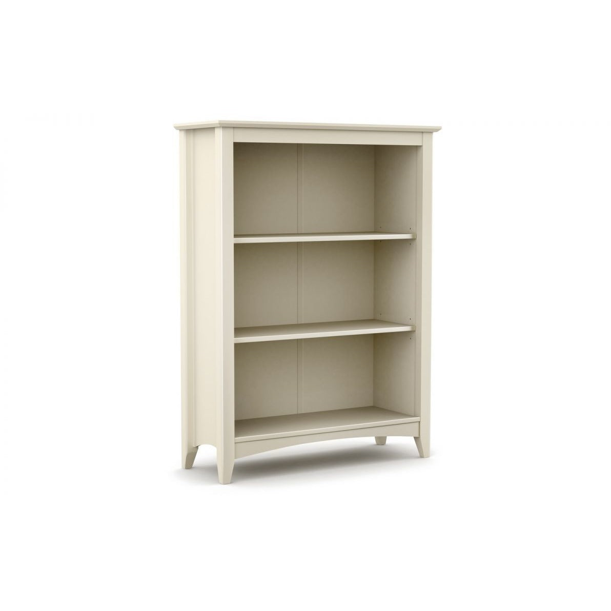 Cameo White Bookcase - Perfectly Home Interiors