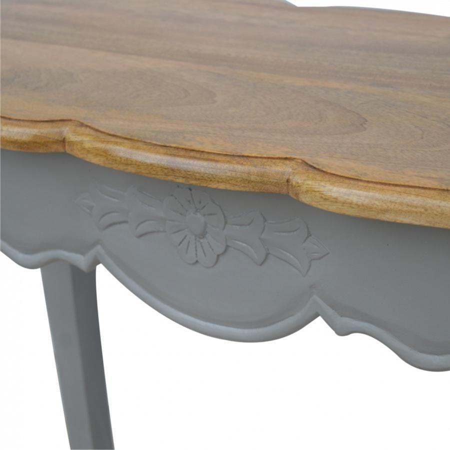 French Style Console Table - Perfectly Home Interiors