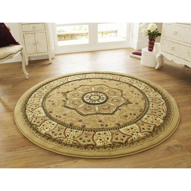 Heritage 4400 Beige Rug - Perfectly Home Interiors