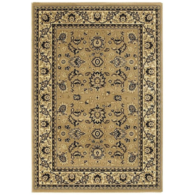 Heritage 993 Beige Rug - Perfectly Home Interiors
