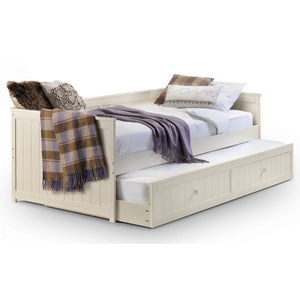 Jessica white Daybed & Underbed - Perfectly Home Interiors