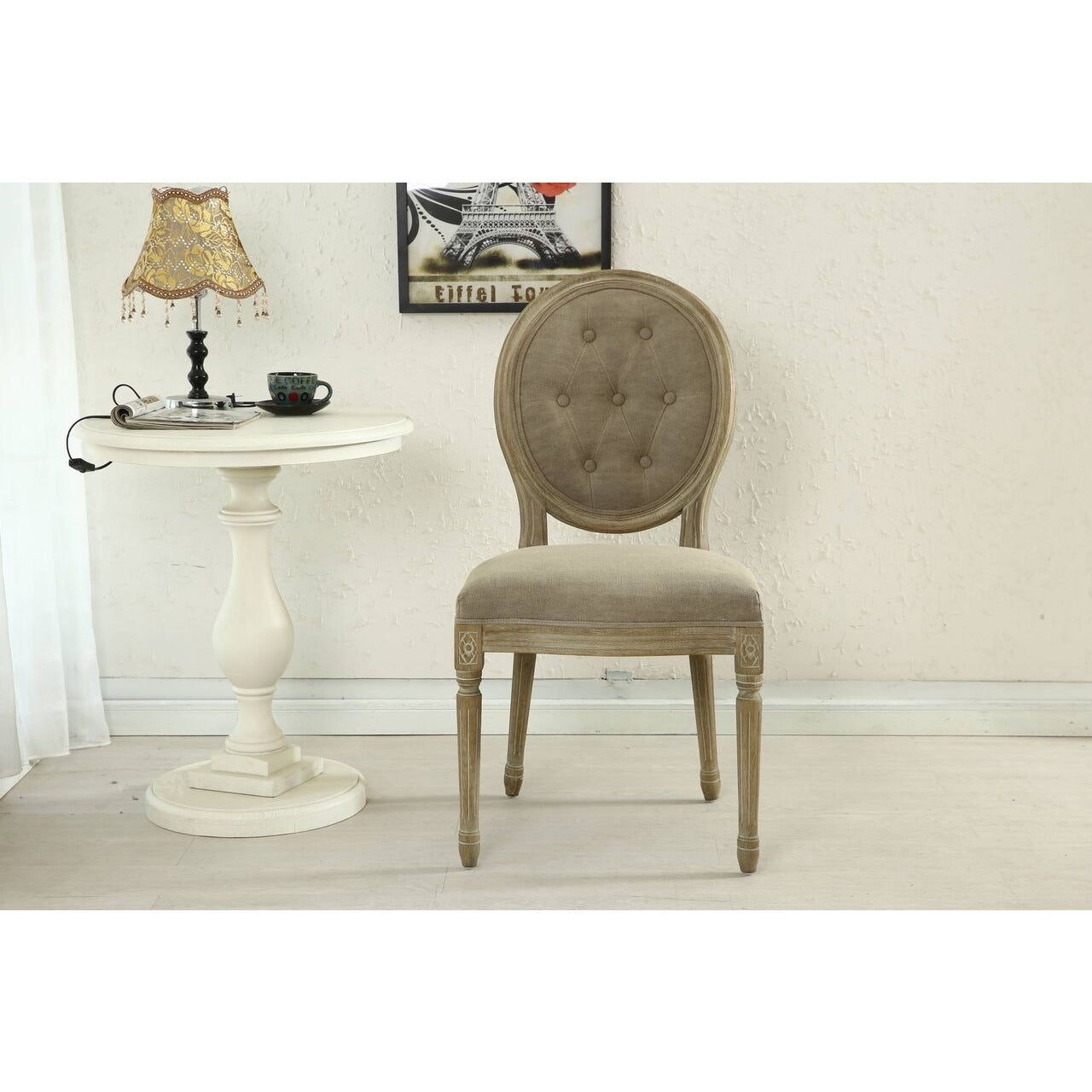 Louis Grande Dining Chair - Perfectly Home Interiors