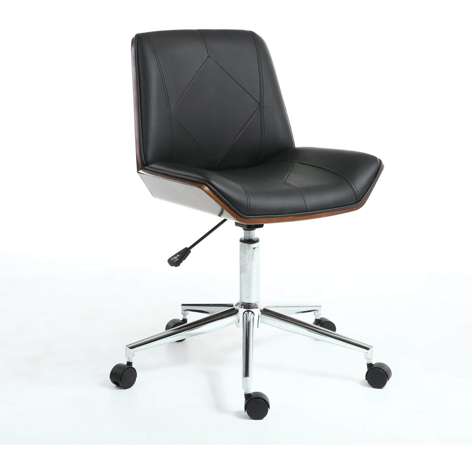 Reed Office Chair Black - Perfectly Home Interiors