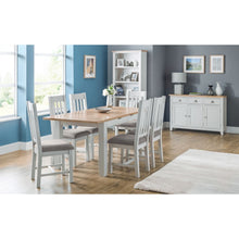 Richmond Extending Dining Table - Perfectly Home Interiors