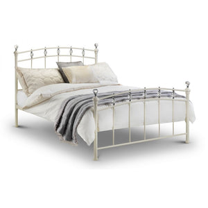 Sophie Crystal Bed, 3 Sizes Available - Perfectly Home Interiors