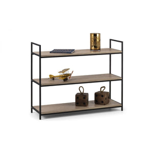 Tribeca Low Bookcase - Perfectly Home Interiors