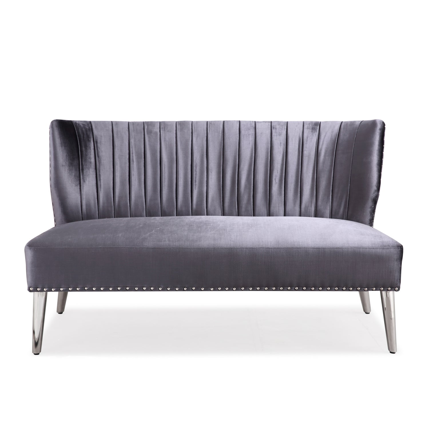 Princess Panel Love seat sofa - Perfectly Home Interiors