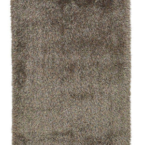 Monte Carlo Beige Shaggy Rug - Perfectly Home Interiors