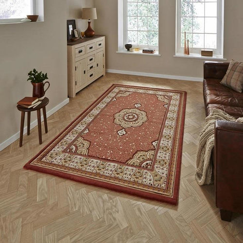 Heritage 4400 Terra Rug - Perfectly Home Interiors