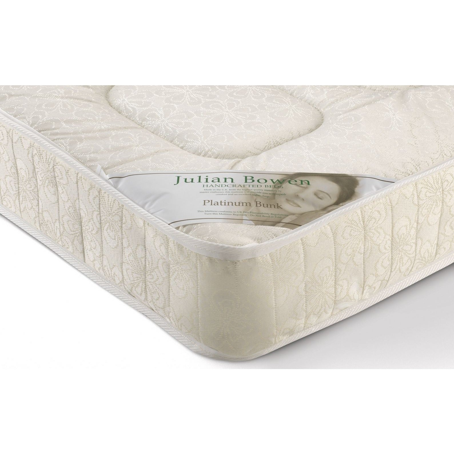 Platinum Bunk Mattress - Perfectly Home Interiors
