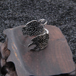 Adjustable Bear Claws Ring
