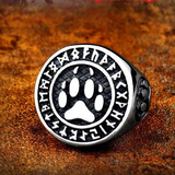 Bear Paw Ring