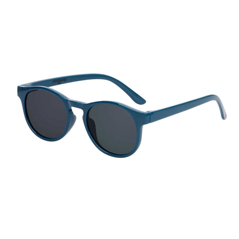 COCOSAND Round Kids Sunglasses, Age 4-10, Blue