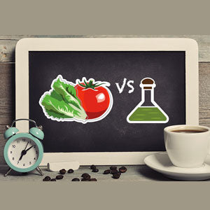 What Is The Difference In Whole Food and Synthetic Supplements?