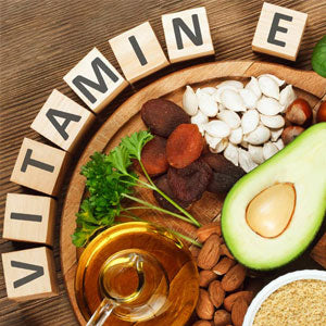 Live longer and Younger with Vitamin E
