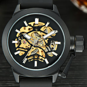 MCE Watch Top Brand Men's Automatic Watches Luxury Mechanical Wristwatches Men's Watch Montre Clock with box 335