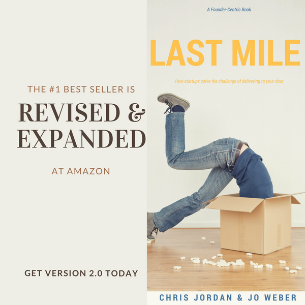 Read an exclusive excerpt from our bestselling book for startups, Last Mile