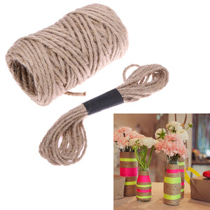 Natural Burlap Rustic Gift Wrapping String
