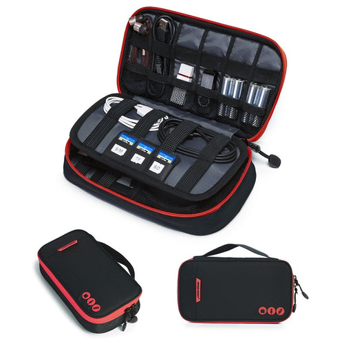 Travel Organizer for Phone Accessories