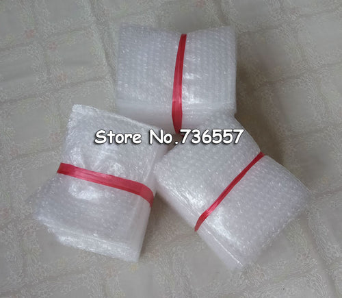 Pack of 100 bubble wrap pouch bags 15 cm x 20 cm