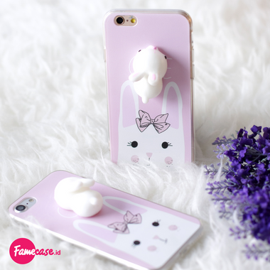 Squishy Rabbit Anti-stress Case