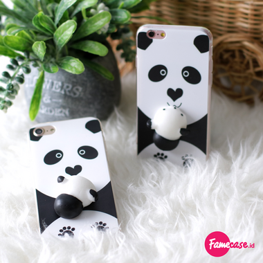 Squishy Panda Anti-Stress Case
